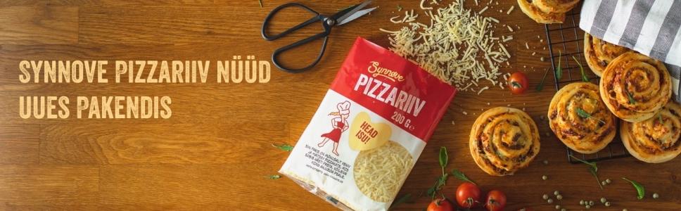 Synnove Pizzariiv 200g