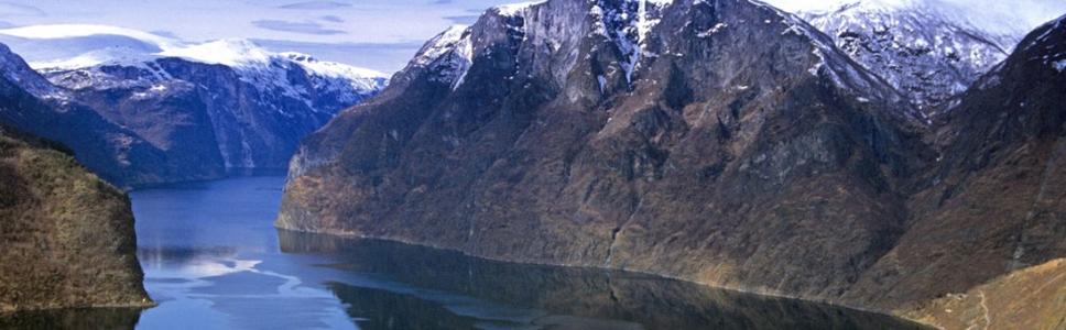 Sognefjord - Norra pikim ja sügavaim fjord